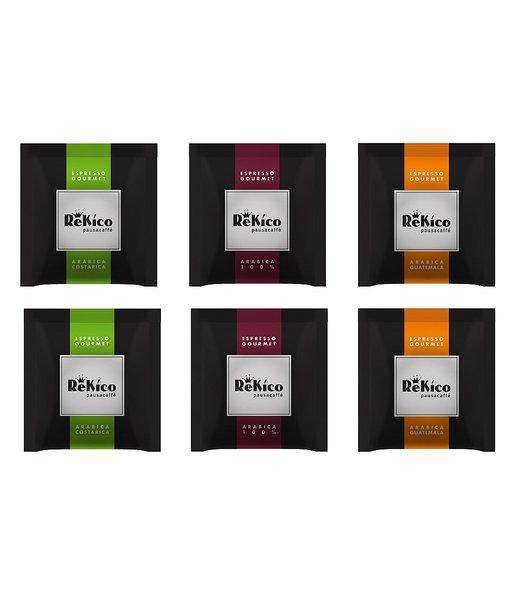 Espresso Gourmet Mix ESE Pods, 150 pieces