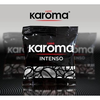 Caffè Karoma Intenso ESE Servings, 150 pieces