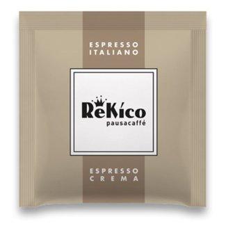 Rekico Caffè Crema Espresso ESE Servings, 100 stuks
