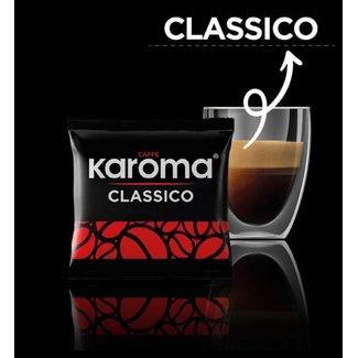 Caffè Karoma Classico ESE Pods, 150 pieces