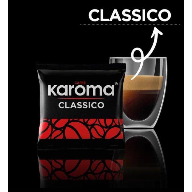 Caffè Karoma Classico ESE Pods | 150 pieces