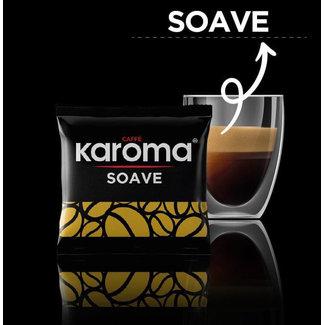 Caffè Karoma Soave ESE Pods, 150 pieces