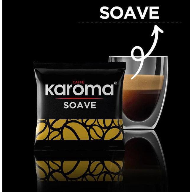 Caffè Karoma Soave | Zoet & Rond | 150 stuks