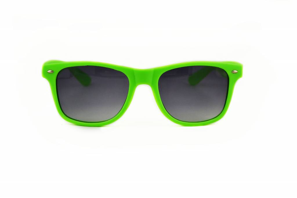 0547a49ce785d5 Groene Zonnebril - Retro Way Sun koop je bij Brillenkampioen ...