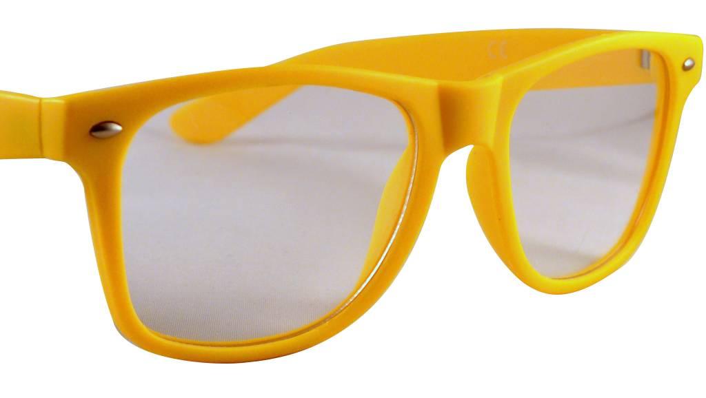 f9445081f87842 Gele Bril - Yellow Yellow koop je bij Brillenkampioen - Brillenkampioen
