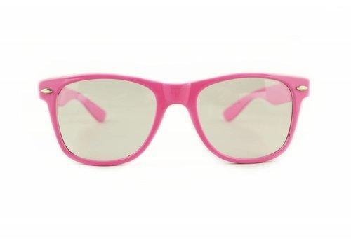 BK Roze Bril - Pink Lady