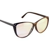 Zwarte Vlinder Zonnebril - Esquire