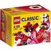 Lego Lego Classic Rode Creatieve Doos 10707