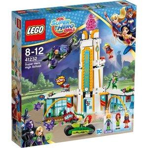 Lego Super Hero Girls Superhelden School 41232