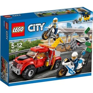 Lego City Sleeptruck Probleem 60137