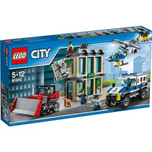 Lego City Bulldozer Inbraak 60140