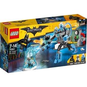Lego Batman the Movie Mr. Freeze Ijsaanval 70901
