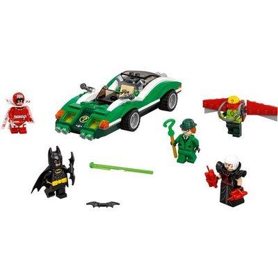 Lego Lego Batman the Movie The Riddler Raadsel Achtervolging 70903
