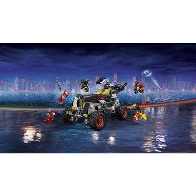 Lego Lego Batman the Movie De Batmobile 70905