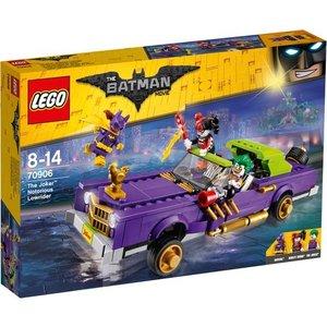 Lego Batman the Movie De Joker Duistere Low Rider 70906