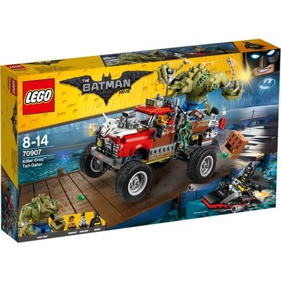 Lego Lego Batman the Movie Killer Croc Monstertruck 70907