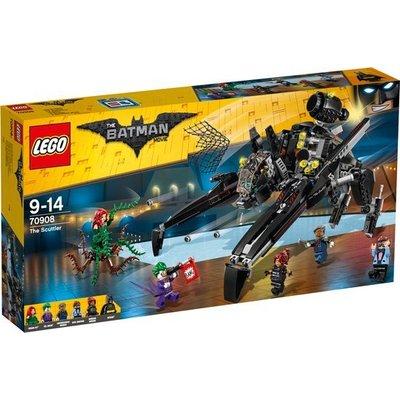 Lego Lego Batman the Movie De Scutter 70908