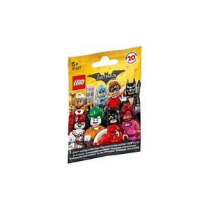 Lego Batman the Movie Minifigures 71017