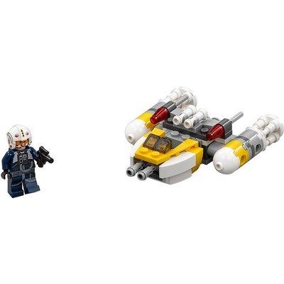 Lego Lego Star Wars Y-Wing Microfighter 75162