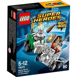 Lego Super Heroes Wonder Woman vs Doomsday 76070