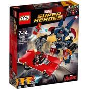 Lego Lego Super Heroes Iron Man Detroit Strijd 76077