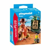 Playmobil Playmobil Special Plus Wilde Westen Revolverheld 9083
