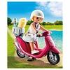 Playmobil Playmobil Special Plus Zomers Meisje met Scooter 9084