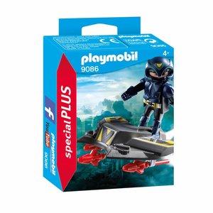 Playmobil Special Plus Ruimte Ridder met Jet 9086