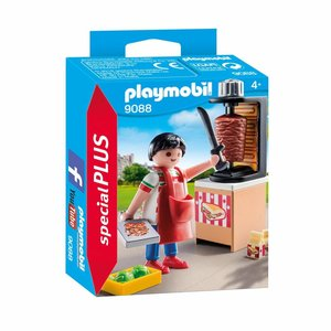 Playmobil Special Plus Kebabverkoper 9088