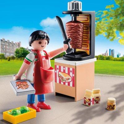 Playmobil Playmobil Special Plus Kebabverkoper 9088