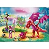 Playmobil Playmobil Fairies Drakenhoeder met Draken 9134