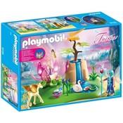 Playmobil Playmobil Fairies Betoverde Weide met Feeën Babies 9135
