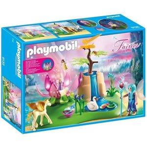 Playmobil Fairies Betoverde Weide met Feeën Babies 9135
