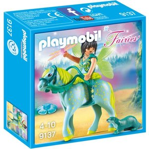 Playmobil Fairies Waterfee met Paard 9137