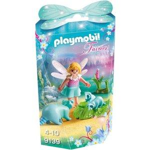 Playmobil Fairies Elfje met Wasberen 9139