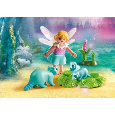 Playmobil Playmobil Fairies Elfje met Wasberen 9139