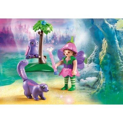 Playmobil Playmobil Fairies Elfje met Stinkdieren 9140