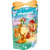 Playmobil Playmobil Fairies Elfje met Hertenkalfjes 9141
