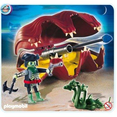 Playmobil Playmobil Pirates Kannonenschelp 4802