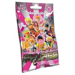 Playmobil Minifigures Girls Serie 11 9147