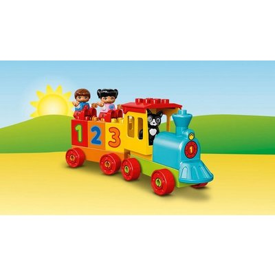 Lego Duplo Lego Duplo Mijn Eerste Getallen Trein 10847