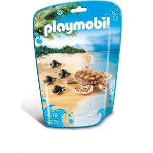 Playmobil Family Fun Zeeschilpadden 9071