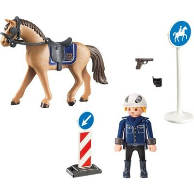 Playmobil Playmobil Country Bereden Politie 9260