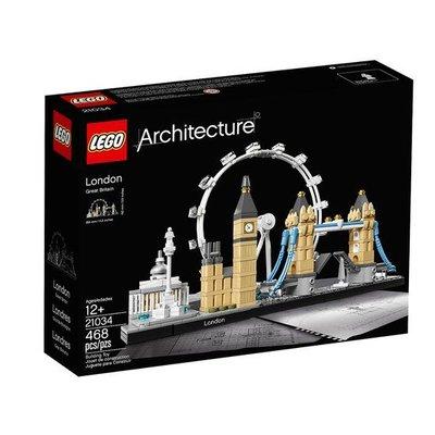 Lego Lego Architecture London 21034