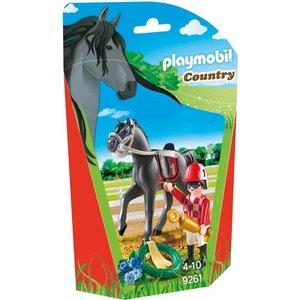 Playmobil Country Jockey 9261