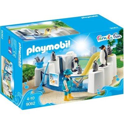 Playmobil Playmobil Family Fun Pinguïnverblijf 9062