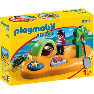 Playmobil 123 Pirateneiland 9119