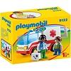 Playmobil Playmobil 123 Ziekenwagen 9122