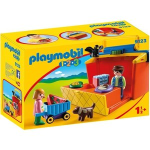 Playmobil 123 Meeneem Marktkraam 9123