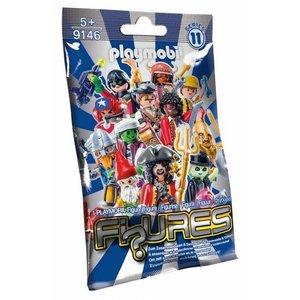 Playmobil Minifigures Boys Serie 11 9146